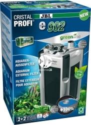 JBL CristalProfi Greenline e e902 (60282) - Energooszczędny filtr zewnętrzny do akwarium