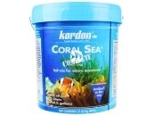 KORDON CORAL SEA COMPLETE Z AMQUEL'EM 21.85kg/605l | Doskonała mieszanka soli do akwarium morskiego i rafowego