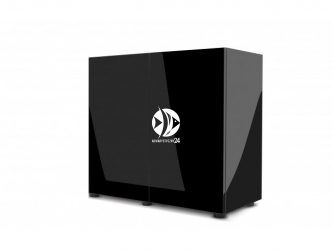Aquael Szafka Glossy czarna ZD 80 (112932)