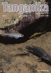 Tanganika Magazyn Magazyn nr.21 - Półrocznik o biotopie Tanganika.