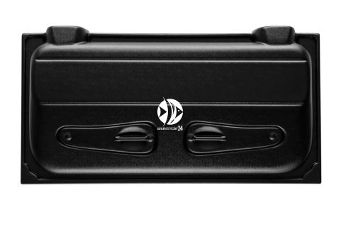 DIVERSA Pokrywa Selecto LED 80x40cm (1x17W) - Pokrywa na akwarium z tworzywa sztucznego.