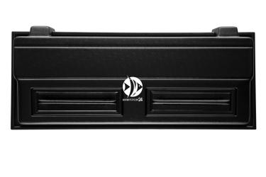 DIVERSA Pokrywa Selecto LED 100x40cm (1x24W) (118350) - Pokrywa na akwarium z tworzywa sztucznego.