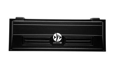 DIVERSA Pokrywa Selecto LED 120x50cm (1x24W) (118353) - Pokrywa na akwarium z tworzywa sztucznego.