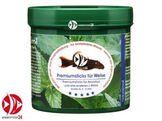 Naturefood Premium Catfish Sticks   Pokarm dla zbrojników i sumików.