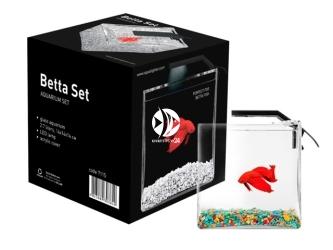 AQUALIGHTER Betta Set (7115) - Zestaw akwariowy przeznaczony dla krewetek i bojownika