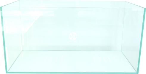 VIV Akwarium 60x40x40cm [96l] 8mm (800-09) - Wysokiej jakości akwarium z super transparentnego szkła