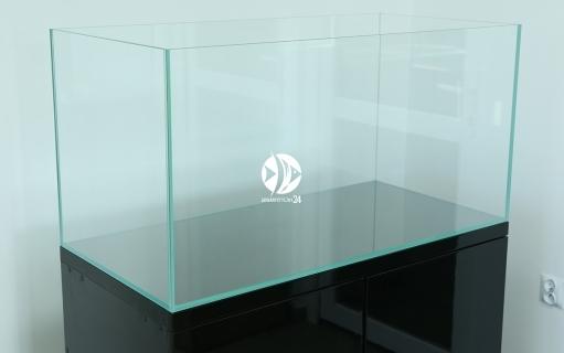 VIV Akwarium 100x50x50cm [250l] 10mm (800-15) - Wysokiej jakości akwarium z super transparentnego szkła