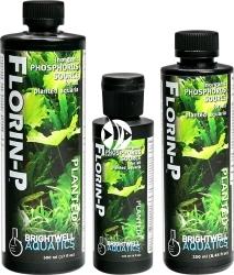 BRIGHTWELL AQUATICS Florin-P (FNP125) - Nawóz zawierający fosfor nieorganiczny do wszystkich akwariów roślinnych.