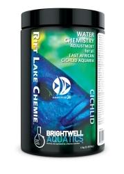BRIGHTWELL AQUATICS Rift Lake Chemie (RLCM250) - Preparat regulujący strukturę chemiczną wody do akwariów z pielęgnicami wschodnioafrykańskimi.