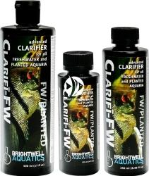BRIGHTWELL AQUATICS Clarifi-FW (CFW125) - Zaawansowany preparat klarujący do wszystkich akwariów słodkowodnych i roślinnych.