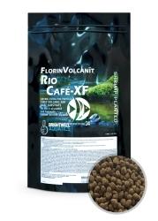 BRIGHTWELL AQUATICS FlorinVolcanit Rio Cafe-XF 2,4l (FVEX5) - Brązowe, bardzo drobnoziarniste (ok. 1 mm) podłoże bazowe z wypalanego popiołu wulkanicznego.