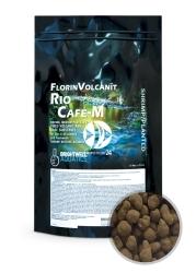 BRIGHTWELL AQUATICS FlorinVolcanit Rio Cafe-M (FVCM5) - Brązowe, średnioziarniste (ok. 5 mm) podłoże bazowe z wypalanego popiołu wulkanicznego.