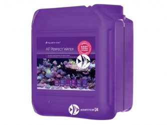 AQUAFOREST Perfect Water 20l - Woda do podmian w akwarium rafowym