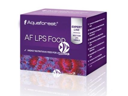 Aquaforest LPS Food 30g   Pokarm w granulkach dla koralowców LPS