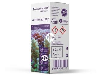 Aquaforest AF Protect Dip 50ml | Preparat do przeprowadzania kąpieli koralowców.