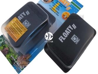 JBL Floaty II L 15mm | Pływający czyścik magnetyczny do szyby max. 15mm