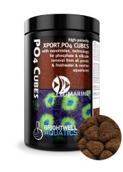 BRIGHTWELL AQUATICS Xport PO4 Cubes (XPCubeP250) - Ultraaktywne, wysokowydajne medium o zdolności adsorpcji fosforanów (PO4)