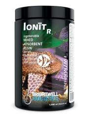 BRIGHTWELL AQUATICS Ionit R 250ml (IONR250) - Mieszanka regenerowalnej żywicy adsorpcyjnej dla akwariów słodkowodnych, morskich i rafowych.