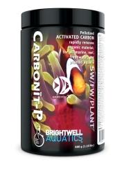 BRIGHTWELL AQUATICS Carbonit-P (CRBP250) - Węgiel aktywowany w formie granulatu do wszystkich akwariów morskich i słodkowodnych.