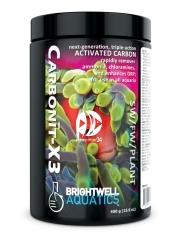 BRIGHTWELL AQUATICS Carbonit-X3 (CRBX225) - Węgiel aktywowany o potrójnym działaniu, błyskawicznie usuwa amoniak i chlor oraz wzmacnia potencjał redoks.