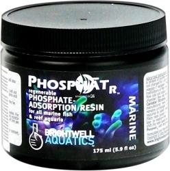 BRIGHTWELL AQUATICS Phosphat R 175ml (PHOR175) - Regenerowalna żywica do redukcji fosforanów we wszystkich akwariach morskich i rafowych.