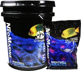 BRIGHTWELL AQUATICS NeoMarine Mix (NMAR16) - Precyzyjnie skomponowana mieszanka soli do akwarium rafowego.