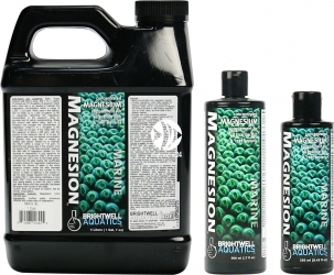 BRIGHTWELL AQUATICS Magnesion (MAG250) - Skoncentrowany suplement magnezu dla wszystkich akwariów morskich i rafowych.