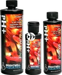 BRIGHTWELL AQUATICS pH+ (PHP125) - Zwiększa pH wody w akwariach morskich i słodkowodnych.