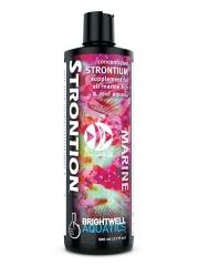 BRIGHTWELL AQUATICS Strontion (STR250) - Skoncentrowany suplement strontu do akwariów morskich i rafowych.