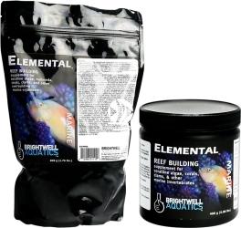 BRIGHTWELL AQUATICS Elemental (ELEM200) - Skoncentrowany suplement minerałów i pierwiastków rafotwórczych dla alg koralowych, korali, małży itp
