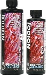 BRIGHTWELL AQUATICS Iodion (IOD250) - Zaawansowany suplement jodu do wszystkich akwariów morskich i rafowych.