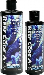 BRIGHTWELL AQUATICS Reef Code A (RCA250) - Zbilansowany suplement wapnia i stabilizator poziomu zasadowości do akwariów morskich i rafowych.