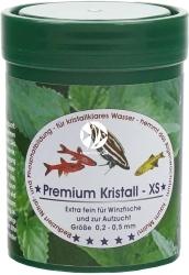 NATUREFOOD Premium Kristall - Pokarm dla małych ryb wszystkożernych i mięsożernych