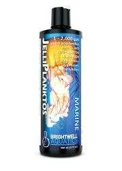 Brightwell Aquatics JelliPlanktos 250ml | Skoncentrowana zawiesina fitoplanktonu i zooplanktonu w rozmiarze 1-2000 um dla meduz