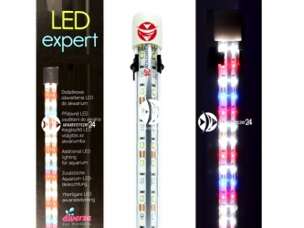 Diversa Led Expert Kolor 17W | Świetlówka Led do pokryw akwariowych