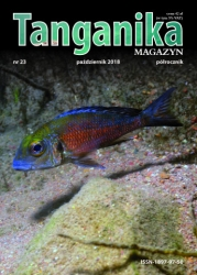 Tanganika Magazyn Magazyn nr.23 - Półrocznik o biotopie Tanganika.