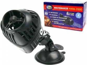 AQUA NOVA Wave Maker NWM-2000 (NWM-2000) - Falownik do akwarium 2000l/h, 3.8W