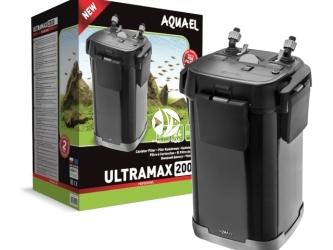 AQUAEL ULTRAMAX 2000 (120666) | Filtr zewnętrzny kubełkowy do akwarium max. 700l