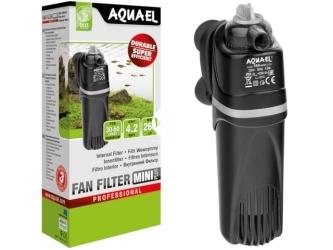 AQUAEL FAN FILTER MINI PLUS (101786) | Filtr wewnętrzny z gąbką do akwarium max 60l
