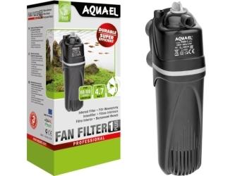 AQUAEL FAN FILTER 1 PLUS (102368) | Filtr wewnętrzny do akwarium max 100l z gąbką