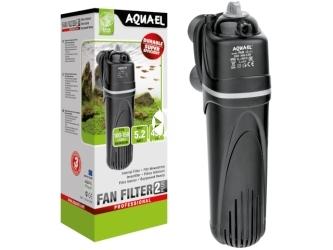 AQUAEL FAN FILTER 2 PLUS (102369) | Filtr wewnętrzny do akwarium max 150l z gąbką