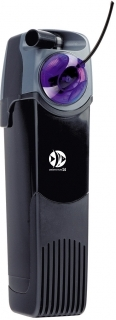 AQUAEL Uni Filter UV (107403) - Filtr wewnętrzny z gąbką, ceramiką i lampą UV do akwarium