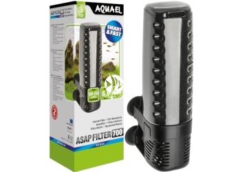 AQUAEL ASAP FILTER 700 (113613) | Filtr wewnętrzny do akwarium max 250l, łatwy w obsłudze i czyszczeniu