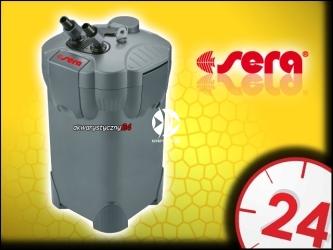 SERA FIL BIOACTIVE PRECISION 400 + UV - Filtr zewnętrzny do akwarium z lampą UV + komplet gratisów