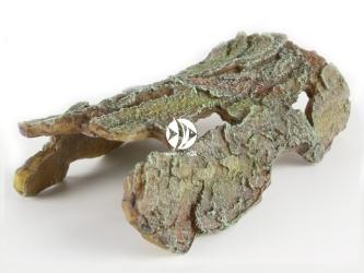 AQUA DELLA Bark (234-406724) - Ręcznie malowana stara kora do akwarium [wymiary - 20,2x11,5x6cm]