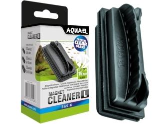 AQUAEL MAGNET CLEANER L (114891) | Czyścik magnetyczny do akwarium
