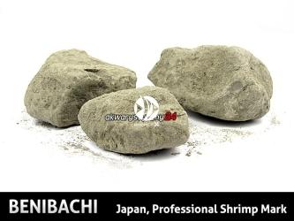 BENIBACHI MIRONEKUTON 200g (100%) | Rzadki japoński minerał, skałki