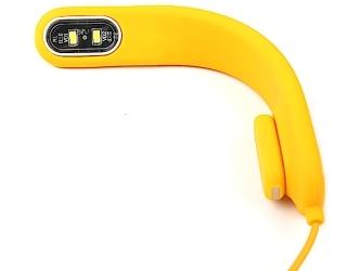 AQUALIGHTER PicoSoft żółty (87658) - Oświetlenie Led do akwarium i paludarium max 10 litrów