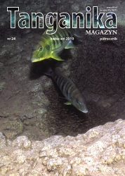 Tanganika Magazyn Magazyn nr.24 - Półrocznik o biotopie Tanganika.