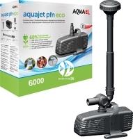 AQUAEL Aquajet Pfn Eco (115028) - Energooszczędna pompa obiegowa do oczka wodnego z zestawem fontannowym.